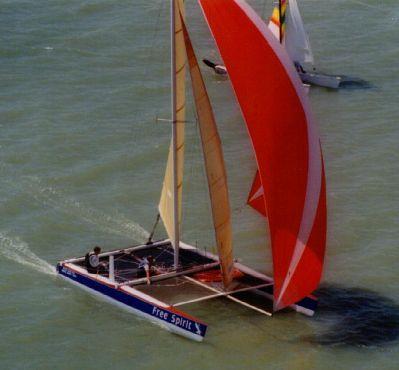 Aquarius Sail Inc. - RC-27
